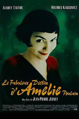 O fabuloso destino de Amelie Poulain #filme_visto