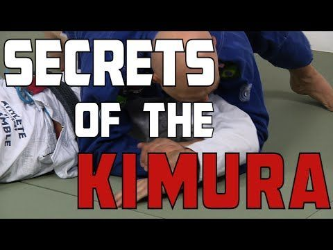 Secrets Of The Kimura - The Gripping Sequence Explained.
