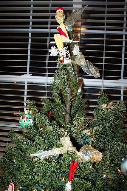 50 best Tinkerbell Christmas Tree images on Pinterest   Disney ...