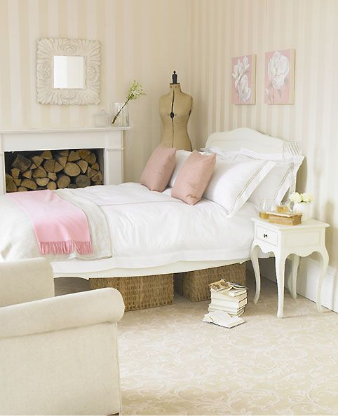 all white rooms french   Join the new carpet revolution :: allaboutyou.com