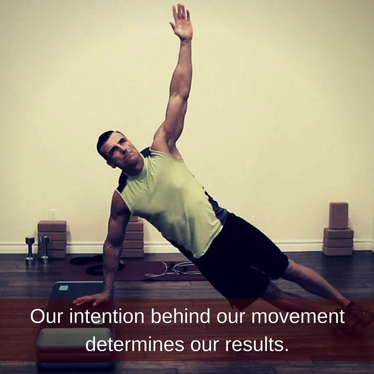 Optimum health requires movement.