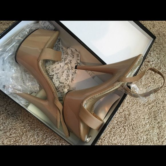 Jonathan Kayne pageant/prom heels! Worn once for prom! Great for pageants Johnathan Kayne Shoes Heels