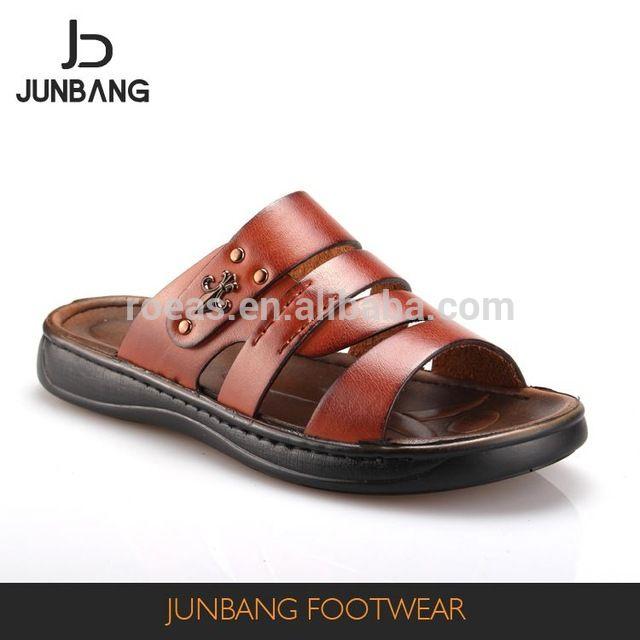 93e73c1662ea6 Source New coming special design tan outdoor Arabic men slippers sandals on  m.alibaba.com