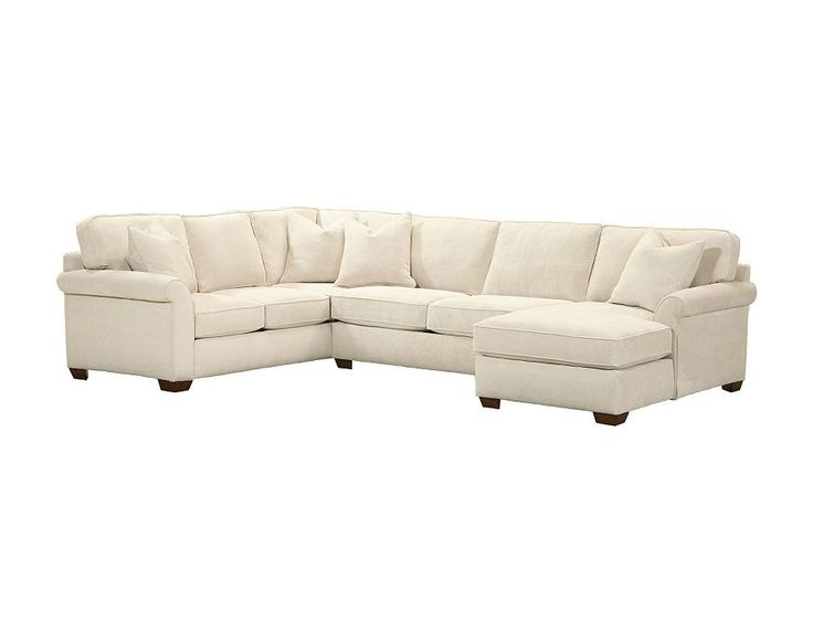 Haverty's Piedmont Sectional in Linen!!!