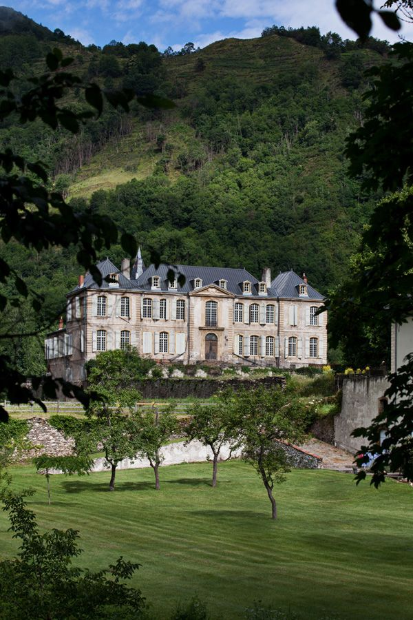 Chateau Gudanes, southern France