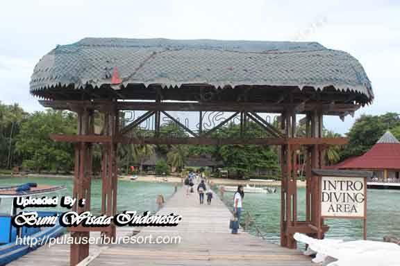 Pulau Pantara Resort Kepulauan Seribu