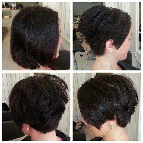Snygg i kort hår