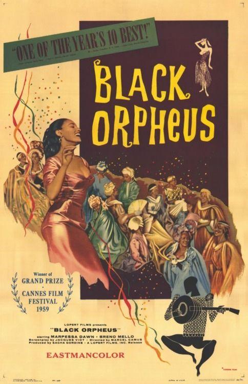 ledivinefeline:    Black Orpheus