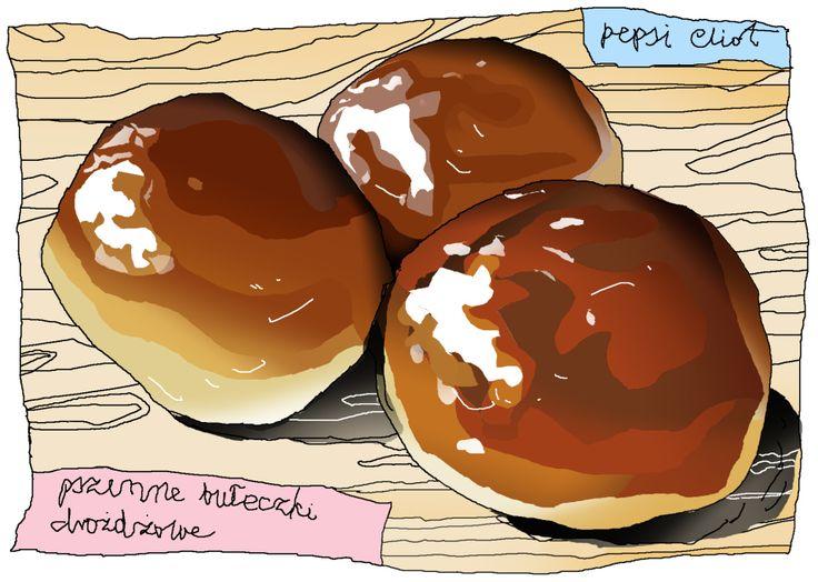 Bułeczki drożdżowe na śniadanie i nic więcej w temacie  #gluten #insulinooporność