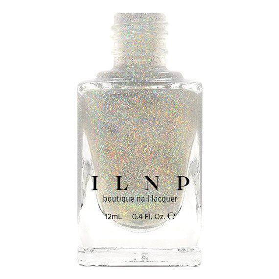 My Private Rainbow X  Holographic Nail Polish Top Coat by ILoveNP