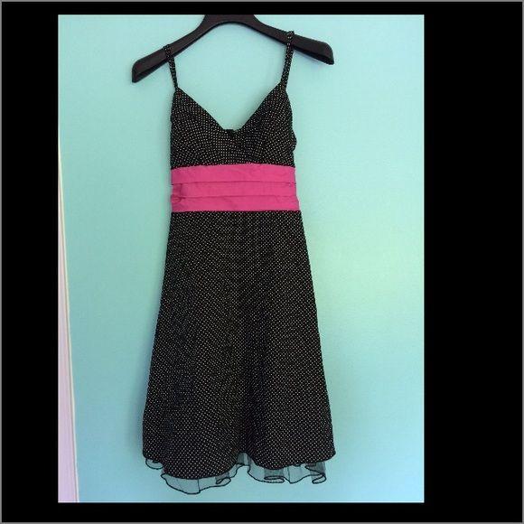 polka dot dress PERFECT FOR A MIDDLE SCHOOL GRADUATION Dresses