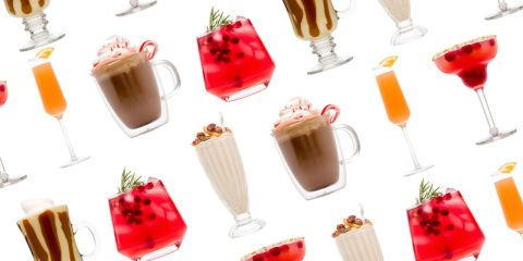 21 Christmas Cocktails - Recipes for Winter Holiday Alcoholic Drinks