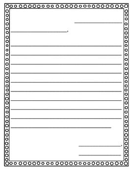 d94e12b5466581972293f3abf2ae6c4b--friendly-letter-letter-writing  Letter Template Writing A Templates on for first grade,