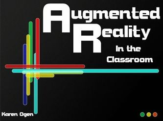 Augmented Reality in the Classroom using the computer and iPads by Karen Ogen