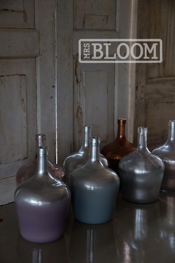 MrsBLOOM Collection AW2014. Bottles