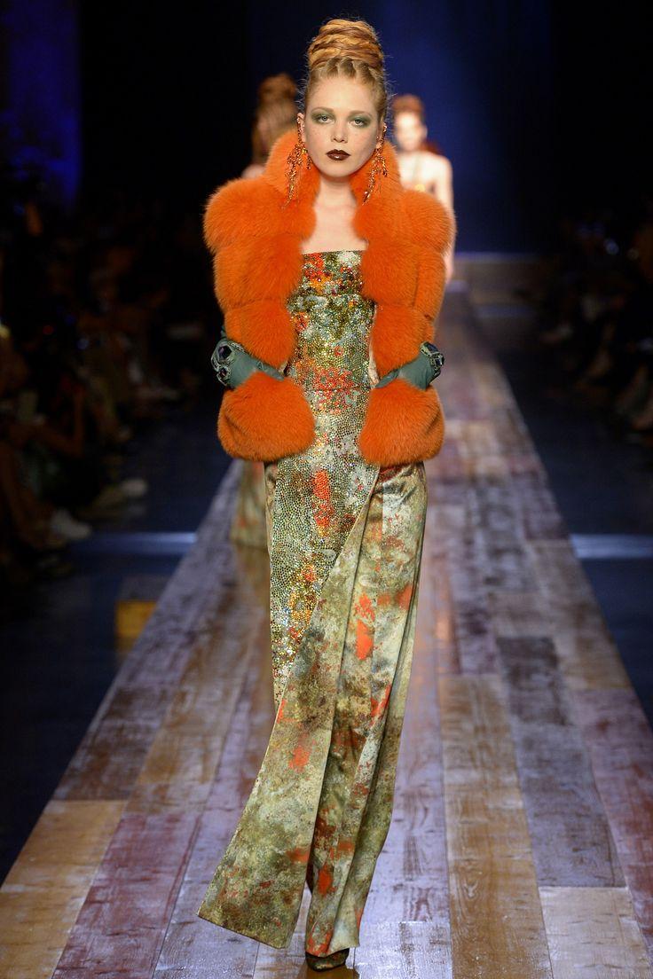 Jean Paul Gaultier Haute Couture Fall/Winter 2016-2017 43