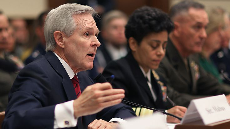 Numbers aren't the only way to measure seapower, Ray Mabus says.
