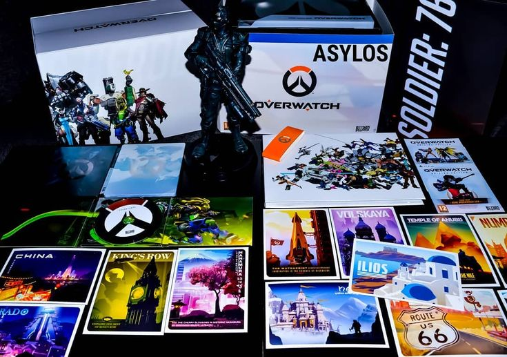 Overwatch  . . . . . .( #collectorsedition ) . . . @blizzard . @sony . #xbox360 #instatoys #ps4 #xbox #xboxone #sony #artbook #photooftheday #limitededition #specialedition #deluxcollectorsociety #retrogaming #like4follow #like4likers #videogameaddict #dslr #steelbook #switch #psn #editioncollector #playstation4 #playstation #exclusive #photoshoot #soundtrack #likeforfollow #blizzard #overwatch #gamersofinstagram