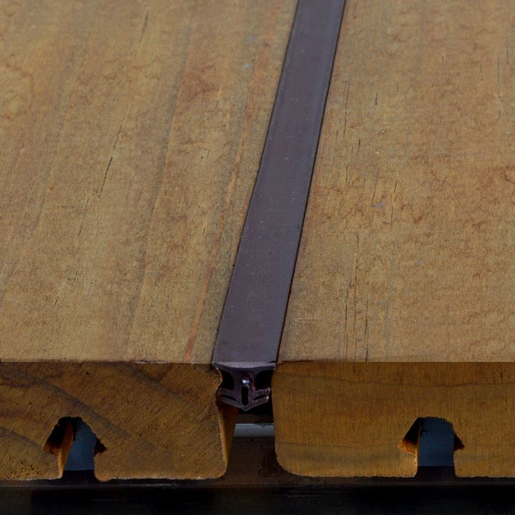 Terrassenfugenband für alle Terrassensysteme WPC, Holz, Fugenband Fugendichtung | eBay
