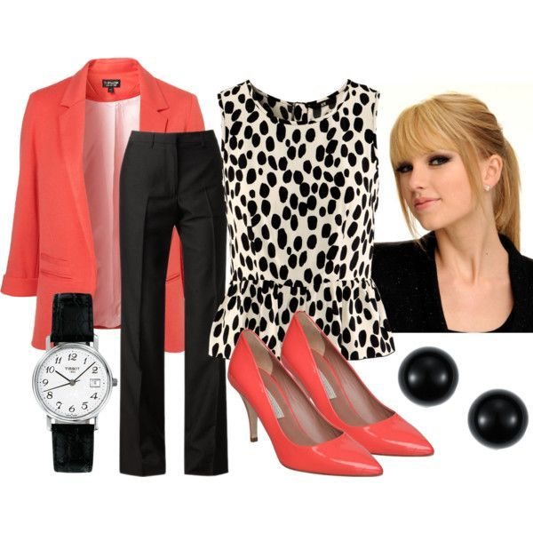 6 colorful spring work outfits - Page 2 of 6 - women-outfits.com