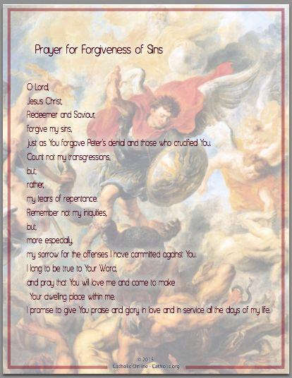 Credo: Forgiveness and Greatest Task