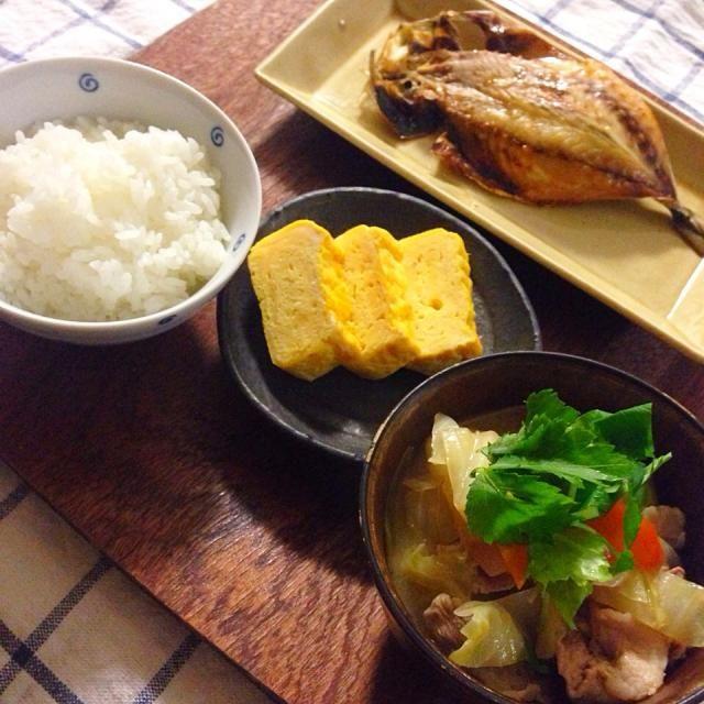 朝ごはんじゃないよ!晩ご飯だよ!家族よスマン! - 66件のもぐもぐ - 晩ご飯 by uzumaki1220