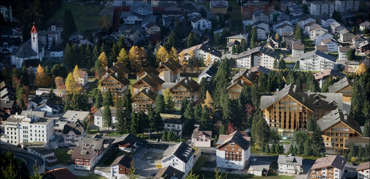 The Chedi Andermatt #village #switzerland