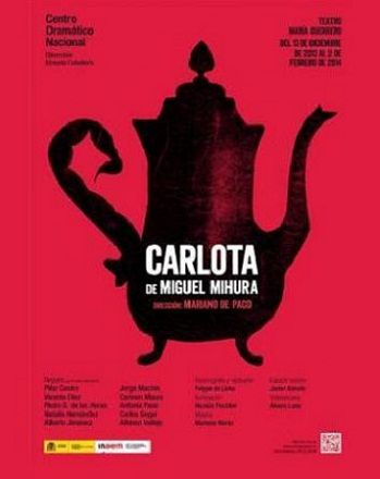 Teatro - Estudio 1 - Carlota - Miguel Mihura - 2000: