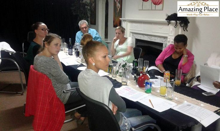 PSG Murder Mystery Team Building Event | The Amazing Place Place #PSG #MurderMystery #TeamBuilding #Sandton