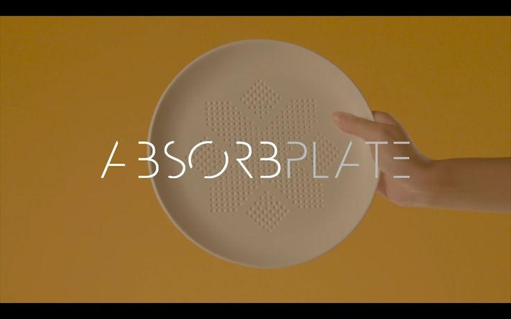 Títle: AbsorbPlate. Agency: BBDO Proximity Thailand. Campaign: AbsorbPlate. Advertiser: Thai Health Promotion Foundation. Brand: Thai Health Promotion Foundation. Date:4 / 2016