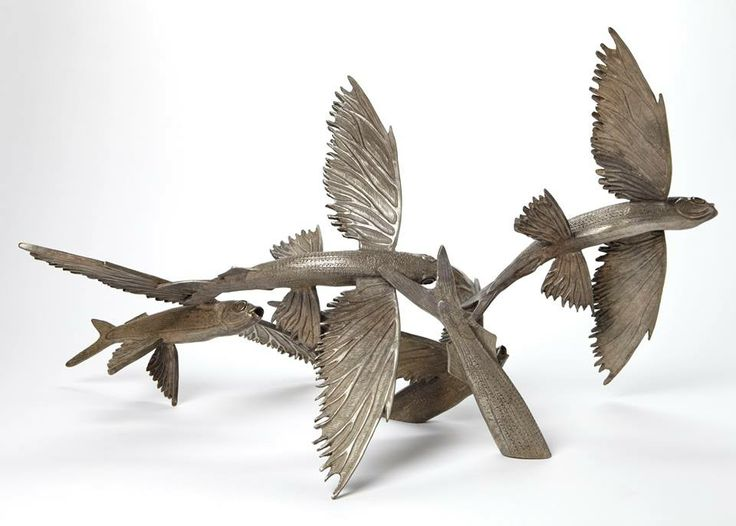 'TAKE WING' Another amazing new bronze from Master Artist Kirk McGuire.  Check out the website for more!