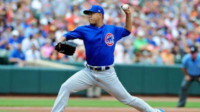MLB: Con la fe de Cubs puesta en él Quintana listo para debutar en octubre
