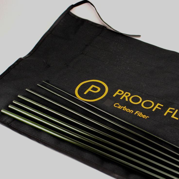 9' 5wt. (seven piece travel rod) carbon fiber fly rod blank