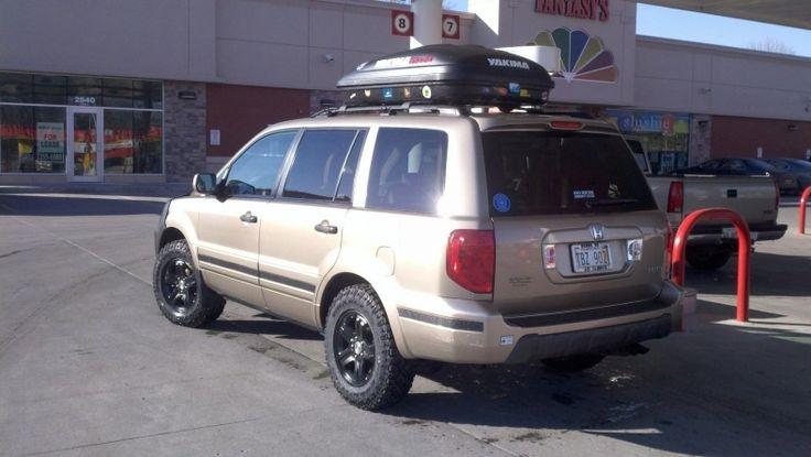 2004 Honda Pilot Tires