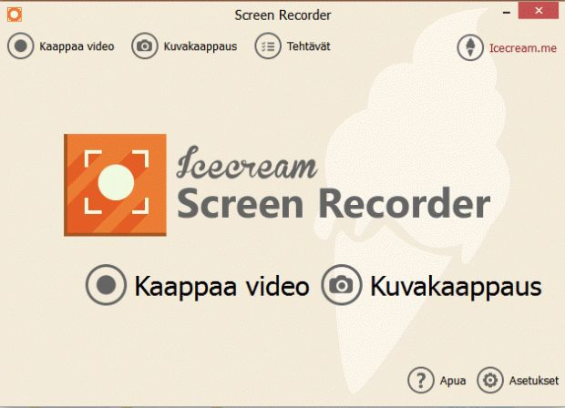 KOLME PARASTA ILMAISTA RUUDUNNAUHOITUSOHJELMAA #opetus #ruudunnauhoitus Icecream Screen Recorder Screencast-O-Matic BB FlashBack Express