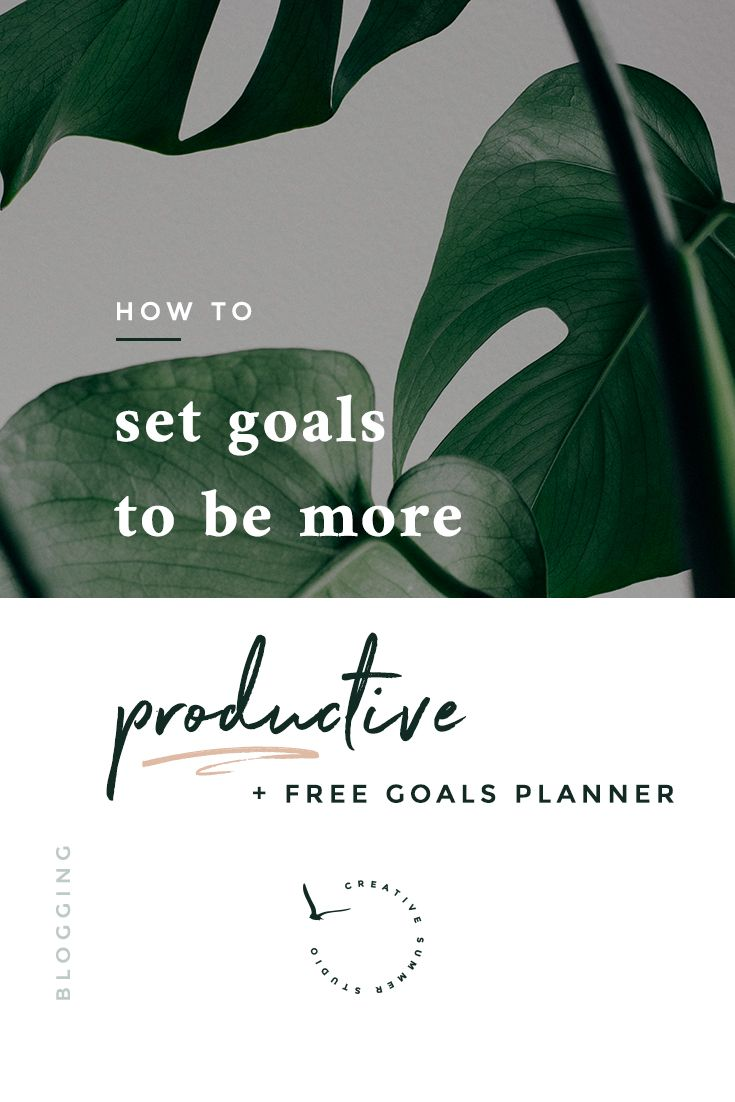 Being productive is so important nowadays, especially if you're a blogger or a website owner and you have to do most of the work by yourself. Click here to find out how to set goals to be more productive and download a free printable goals planner that will make the things easier for you. Organize your life better, dream big, set your goals, write them on a paper, and find solutions to achieve them.