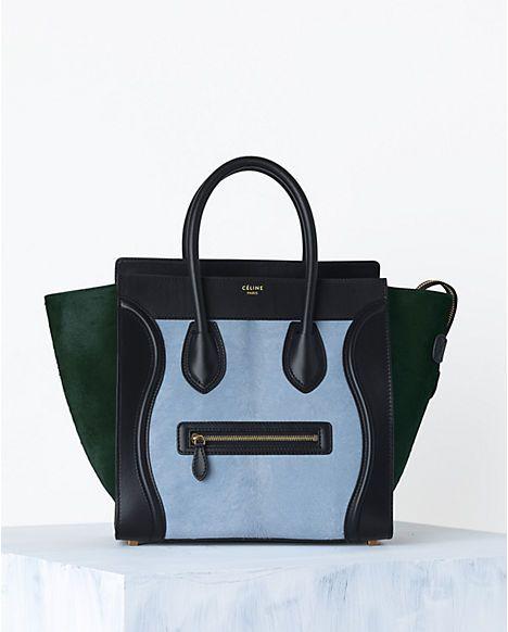Celine Spring 2014 Handbag Collection-017