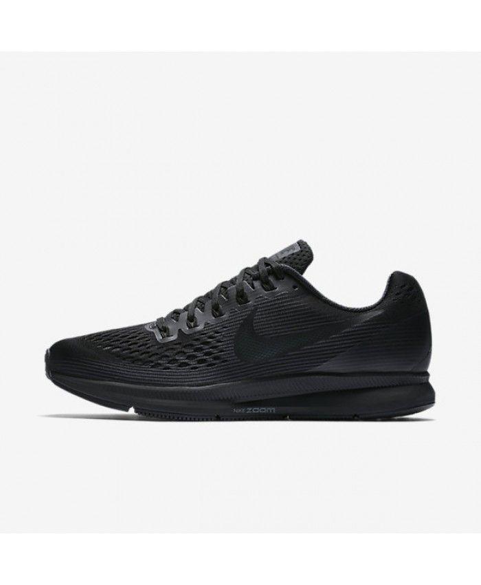 Nike Air Zoom Pegasus 34 Black Anthracite Dark Grey 880555-003  8aa6a4600ba35