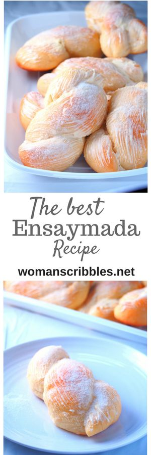 Fine textured, soft and lightly sweet, ensaymada is a Filipino style brioche that makes perfect snacks. They can be easily reheated to enjoy any time of day. This recipe is really easy and most time is spent waiting for the dough to rise. The results are really worth the time, though. It yields a batch of ensaymada dough that can produce up to 14 long pieces of ensaymada. You can freeze half of the risen dough for up to a month, thaw it in the fridge overnight and shape to bake.