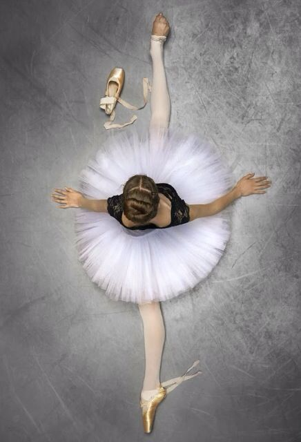 """there is no pain in ballet"" if you understand that, i love you a lot"