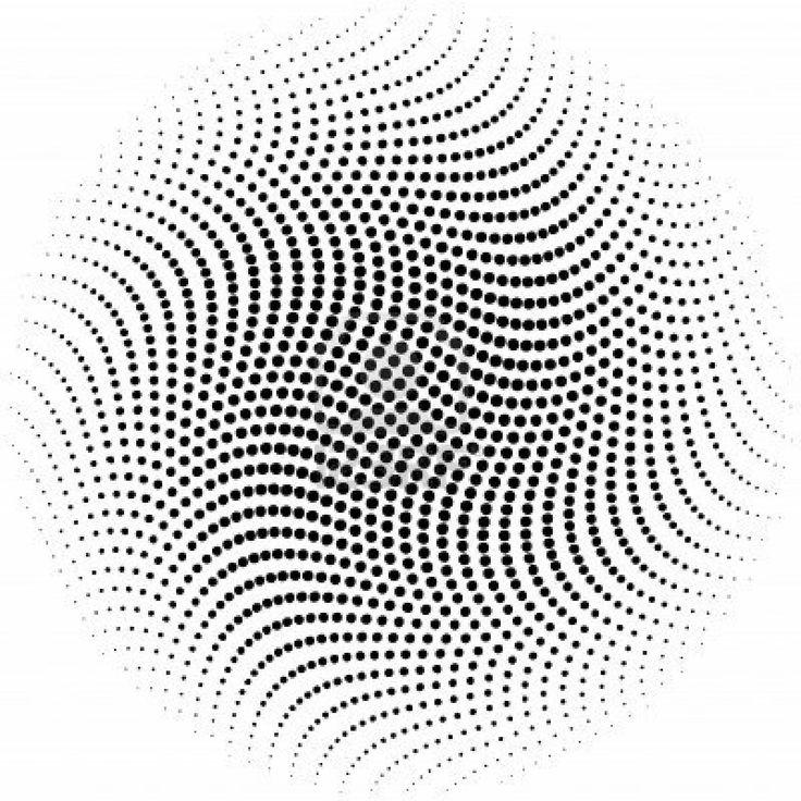 Vektor Rasterpunkte für Hintergründe und Design Stockfoto - 1583954