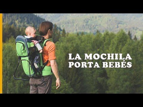 BACKPACK FOR CARRYING BABIES. //¿SE PUEDE VIAJAR CON HIJOS?: LA MOCHILA PORTA BEBÉS #backpacking #mochileros #mochilero #viajes #travel