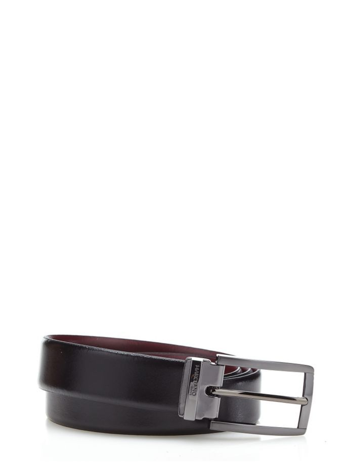 EUR79.00$  Watch now - http://viboj.justgood.pw/vig/item.php?t=05cb1l29993 - MARCIANO REAL LEATHER BELT EUR79.00$