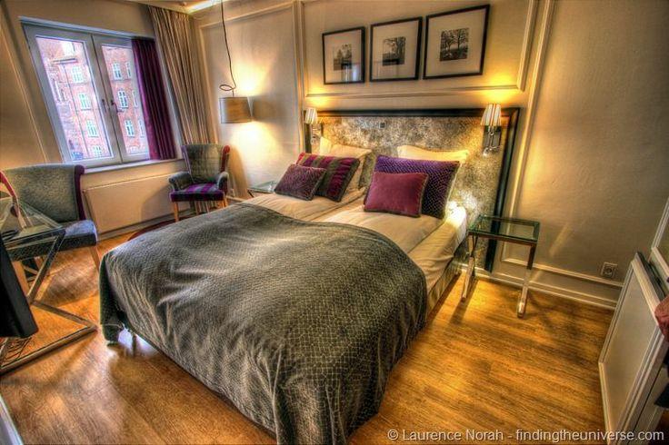 A warm welcome in Copenhagen at Absalon Hotel - review from @Laurence Norah #Copenhagen #Denmark #Hotels