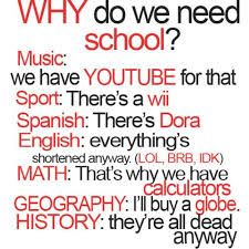 Image result for funny memes about school