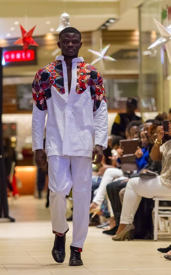 House Of Panene Nairobi Fashion Week 2015 Kenya Menswear