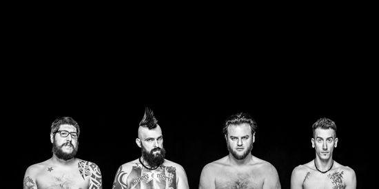 """Niamh - Nel rooster della Ghost Label Record!  Nuovo ingresso in casa Ghost Label Record per la band Alternative Metal Hardcore dei Niamh che pubblicherà a breve il primo video ufficiale e l'album di debutto di otto tracce dal titolo """"Corax"""" disponibile in formato fisico e digitale negli stores della Crashsound e CODE7."""