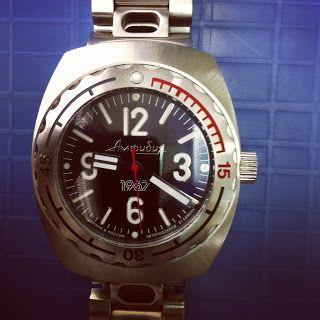 Vintage Dive Watch