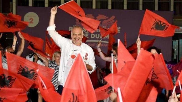 Αλβανία: Νίκη του Σοσιαλιστικού Κόμματος σύμφωνα με τα exit polls