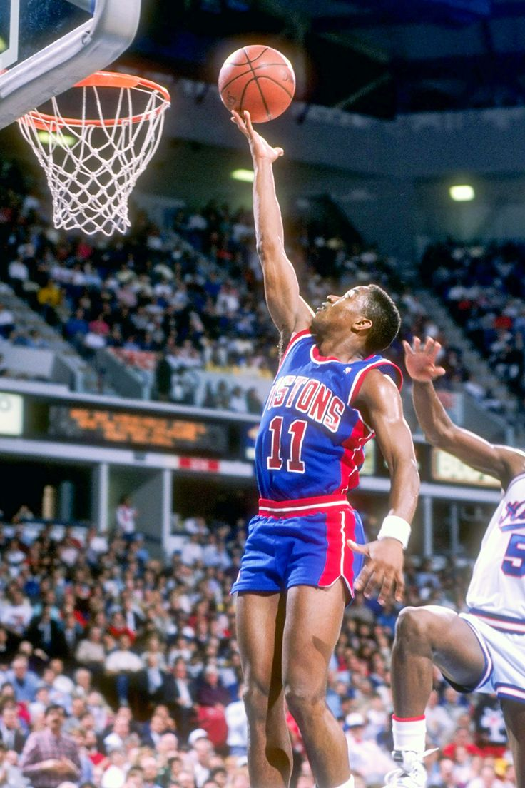 Isiah Thomas : All-time Detroit Pistons